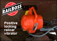 railboss railcar shaker small image vibco vibrators
